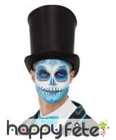 Maquillage Dia de los muertos pour adulte