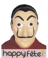 Masque de Dali taille adulte