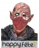 Masque de démon bouche démoniaque