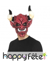 Masque de diable en mousse de latex