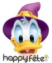 Masque de donald duck le magicien
