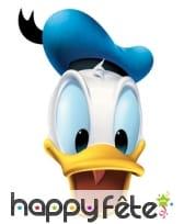 Masque de Donald en carton
