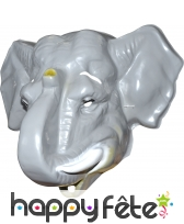 Masque d'elephant