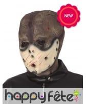 Masque d'épouventail tueur pour adulte