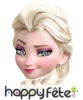 Masque de Elsa, Reine des Neiges