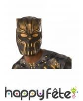 Masque de Erik Killmonger pour adulte