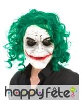 Masque de femme joker