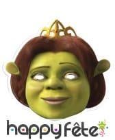 Masque de Fiona en carton