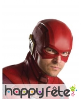 Masque de Flash intégral en latex pour adulte