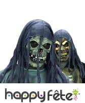 Masque d'horreur avec cagoule