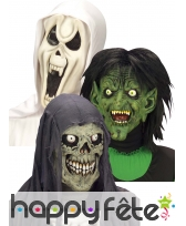 Masque d'horreur pour enfant