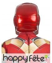 Masque de Iron Man 2 rigide pour adulte, image 2