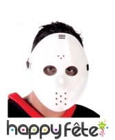 Masque de Jason vendredi 13 pour adulte