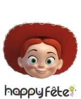 Masque de Jessie, Toy story