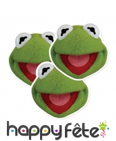 Masque de Kermit la grenouille, image 1
