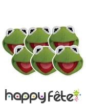 Masque de Kermit la grenouille, image 2