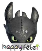 Masque de Krokmou, Dragon 2