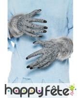 Mains de loup garou