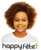 Maquillage de lion queue et oreilles pour enfant, image 2
