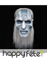 Masque de marcheur blanc, Game of thrones