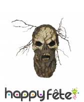 Masque de monstre arbre