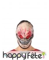 Masque de monstre effrayant pour adulte