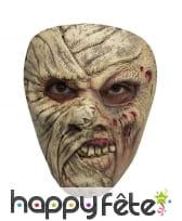 Masque de monstre mommie facial