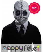 Masque de monstre rapiécé en latex