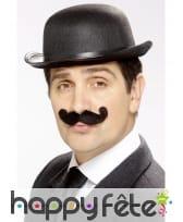 Moustaches de music-hall noires, image 1
