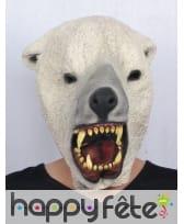 Masque d'ours polaire intégral, image 2