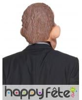Masque de Patrick Poivre d'Arvor humoristique, image 1