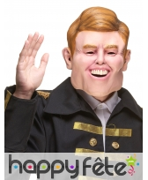 Masque du Roi Willem humoristique