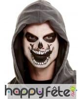 Maquillage de squelette par transfert pour adulte, image 4