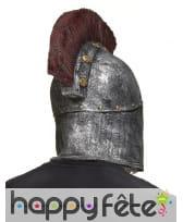 Masque de squelette combattant romain intégral, image 1