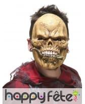Masque de squelette mangeur de croco, image 1