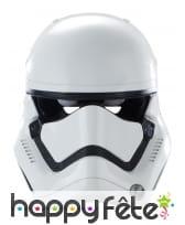 Masque de stormtrooper en carton plat, image 1