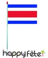 Mini drapeau sur hampe de 9.5 x 16 cm, image 15