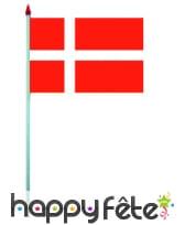 Mini drapeau sur hampe de 9.5 x 16 cm, image 19