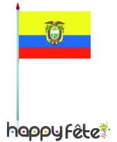 Mini drapeau sur hampe de 9.5 x 16 cm, image 21