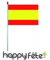 Mini drapeau sur hampe de 9.5 x 16 cm, image 22