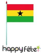 Mini drapeau sur hampe de 9.5 x 16 cm, image 28