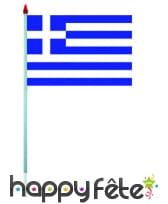 Mini drapeau sur hampe de 9.5 x 16 cm, image 29