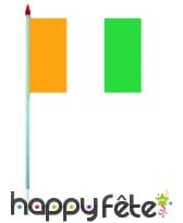 Mini drapeau sur hampe de 9.5 x 16 cm, image 33