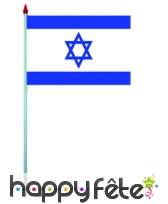 Mini drapeau sur hampe de 9.5 x 16 cm, image 34