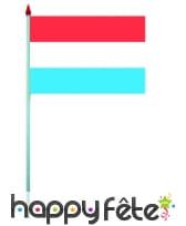 Mini drapeau sur hampe de 9.5 x 16 cm, image 39