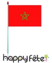 Mini drapeau sur hampe de 9.5 x 16 cm, image 41