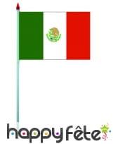 Mini drapeau sur hampe de 9.5 x 16 cm, image 42
