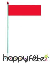 Mini drapeau sur hampe de 9.5 x 16 cm, image 43