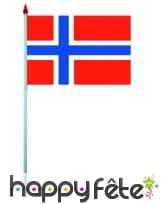 Mini drapeau sur hampe de 9.5 x 16 cm, image 44