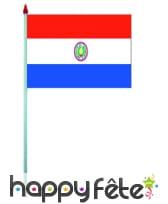 Mini drapeau sur hampe de 9.5 x 16 cm, image 46
